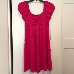 Soft, stretchy casual dress